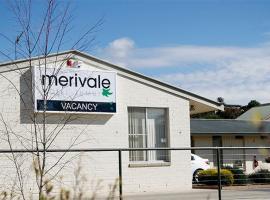 Merivale Motel, Tumut (Gocup yakınında)