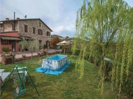 Casa Giulia, Sant'Apollinare in Girfalco