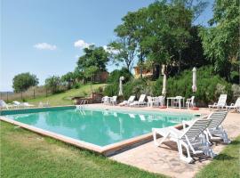 Three-Bedroom Apartment Acquapendente VT 0 02, Centeno (Trevinano yakınında)