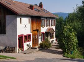 Chambres d'hôtes Bellevue, Ban-sur-Meurthe-Clefcy