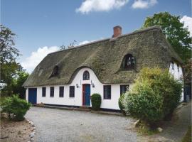 Three-Bedroom Holiday Home in Logumkloster, Løgumkloster (Bredebro yakınında)