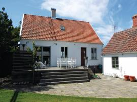 Holiday home Tommarp 74 with Hot tub, Östra Tommarp