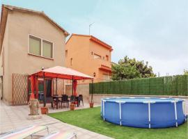 Holiday Home in El Masnou, El Carrer del Canonge (Alella yakınında)