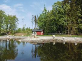 Two-Bedroom Holiday home Pinneboda 09, Smedstorp