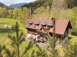 Two-Bedroom Holiday Home in Obsteig, Obsteig (Mötz yakınında)