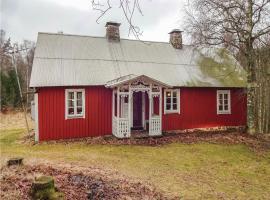 Two-Bedroom Holiday Home in Vittsjo, Vittsjö