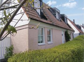 Three-Bedroom Holiday Home in Brantevik
