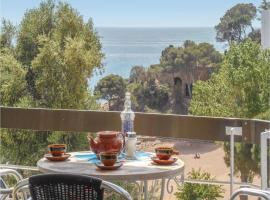 Apartment in Tossa de Mar, Tossa de Mar (Cañet de Mar yakınında)