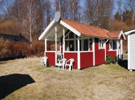 Two-Bedroom Holiday Home in Karlshamn, Hunnemara (nära Karlshamn)