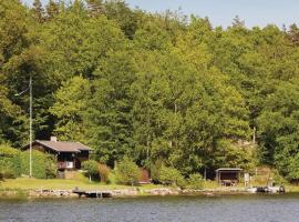 Two-Bedroom Holiday Home in Ronneby