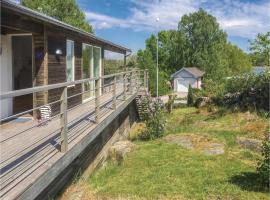 Two-Bedroom Holiday Home in Listerby, Listerby