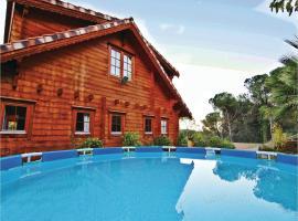 Four-Bedroom Holiday Home in St. Genis de Palafolls, Sant Genís de Palafolls