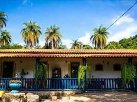 Pousada Rancho Flores, Roças Novas (Caeté yakınında)