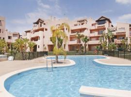 Apartment Murcia 33, Torre-Pacheco (Los Martínez yakınında)