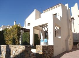 Two-Bedroom Holiday home San Javier 0 01