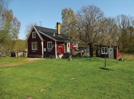Holiday Home Bräkne-Hoby with Fireplace I, Bräkne-Hoby (Nær Garnanäs)