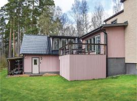Two-Bedroom Apartment in Orrefors, Orrefors
