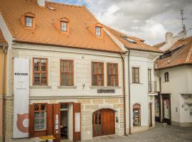 Hotel Kocour, Třebíč