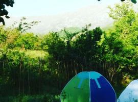 ARK Armenia Kapan Eco-Camp, Kapan (Meghri yakınında)