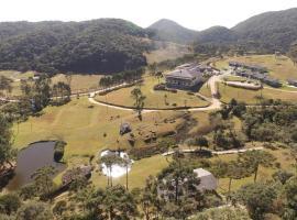 Hotel Fazenda Aguas Claras, Rancho Queimado (Near São Bonifácio)