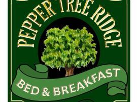 Pepper Tree Ridge B&B, Picton (Wilton yakınında)