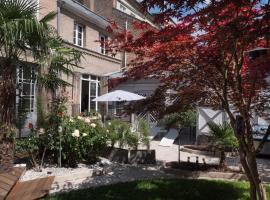 Une Maison En Ville Chambre d'hotes, Амьен (рядом с городом Dury)