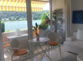 Ferienappartements Mit Top- Rheinblick, Bad Hönningen