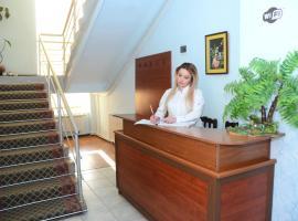 Maria Hotel, Vayk' (Aghbulag yakınında)