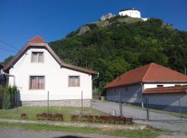 Kónya Vendégház, Füzér