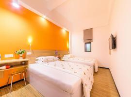 Orange Boutique Theme Transit Hotel Guangzhou Baiyun Airport Branch