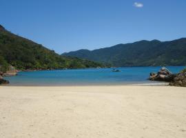 Beach House na melhor praia do Mamanguá