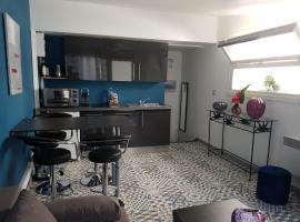 Appartement Renouard Saint Loup ., Шартр (рядом с городом Ле-Кудре)