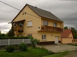 Keletifény Vendégház, Verpelét (рядом с городом Feldebrő)