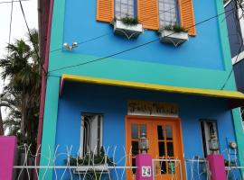 Forty Winks Inn, Port-of-Spain (in de buurt van Saint Ann's)