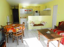 Apartment Appartement a 2 pas de la plage et des commerces, Сент-Илер-де-Рье (рядом с городом Sion-sur-l'Océan)