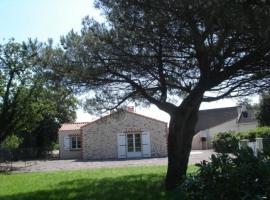 House Saint-brevin-les-pins - 4 pers, 66 m2, 3/2, Сен-Бревен-ле-Пен (рядом с городом Mindin)