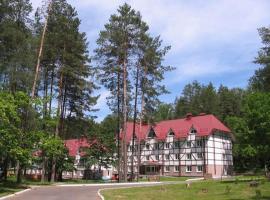 Ozdorovitelniy Complex-Hotel BATE, Borisov (Pupelichi yakınında)