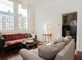 Bright 1st Floor 1BD Flat in West Kensington, Лондон (рядом с городом Shepherds Bush)