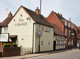 Coleshill Hotel - B&B, Coleshill
