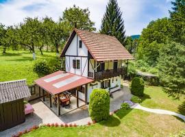 Vacation Home Kupska dolina, Brod na Kupi (рядом с городом Šimatovo)