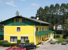 Haus Ferienwohnungen Angelika, Sankt Primus am Turnersee (Wildenstein yakınında)
