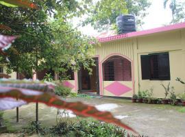 Lawachara Eco Cottage, Alinagar (рядом с городом Dharmanagar)