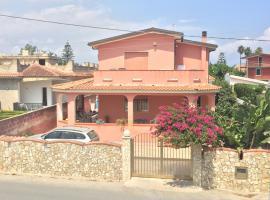Villa Angela, Marzamemi