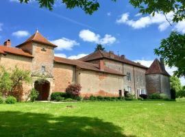 Château de Romécourt, Tarquimpol (рядом с городом Gélucourt)