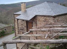 Casa de Amable, Cabanela (Cerca de Baleira)