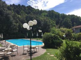 Hotel Monti, San Baronto