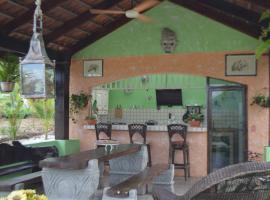 Sobrado Ranch, Nicoya (Puerto Humo yakınında)