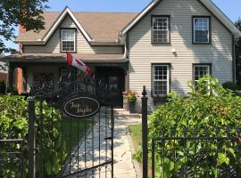 Twin Maples Bed and Breakfast, Cobourg