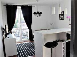 Black&White Apartament