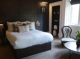 The Belhaven Hotel, Глазго (рядом с городом Partick)